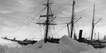 Cineconcert South takes you to the Antarctic